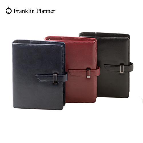 [무료각인]프랭클린플래너 제누스(CO) 블랙/네이비/와인