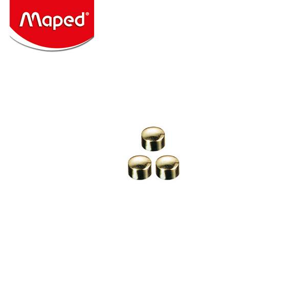 마패드 원형자석 10mm 8입 (036009)