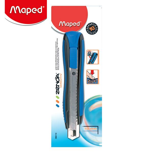 마패드 제노아 센서티브 커터칼 18mm (086110)