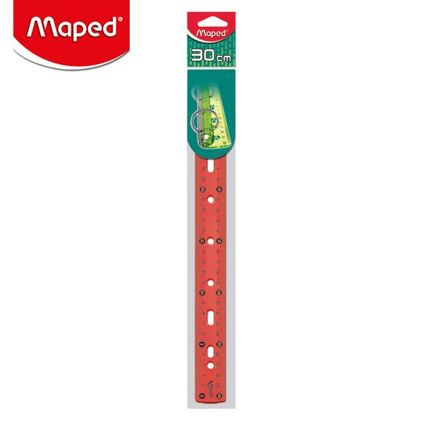 마패드 링 바인더 자 30cm (242103)