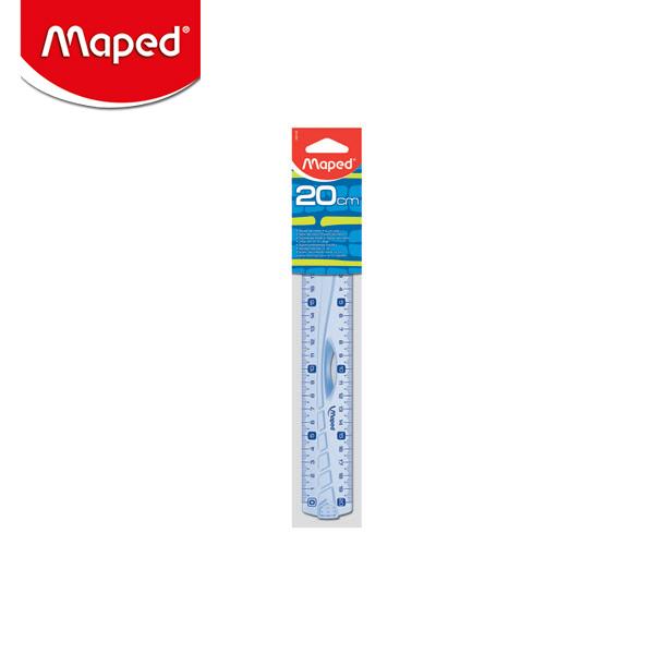 마패드 지오메트릭 자 20cm (242120)