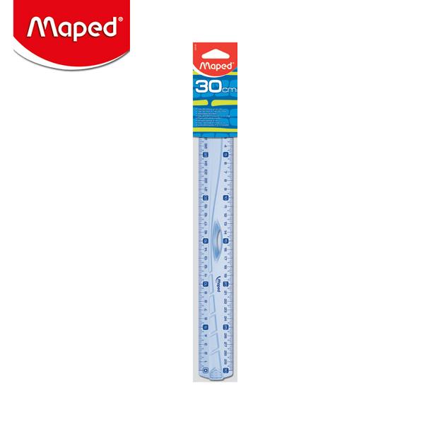 마패드 지오메트릭 자 30cm (242130)
