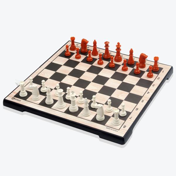 명인 소형 자석 체스 M-080