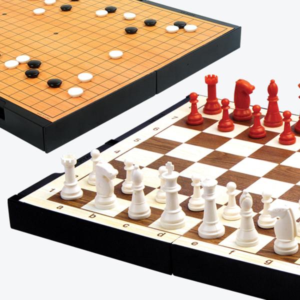 명인 소형 바둑, 체스 M-150