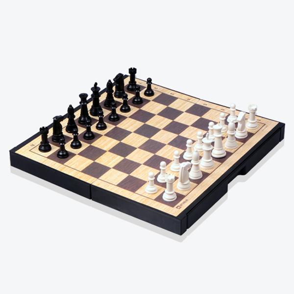 명인 중형 자석 체스 M-210