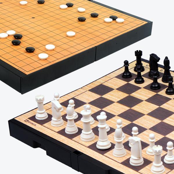 명인 중형 바둑, 체스 M-250