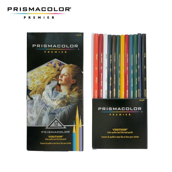 샌포드 프리즈마 베르신 색연필 12색세트