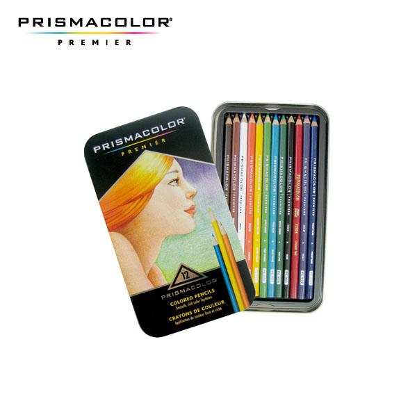 샌포드 프리즈마 색연필 12색세트