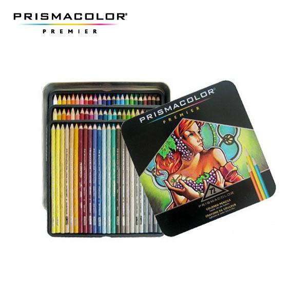 샌포드 프리즈마 색연필 72색세트