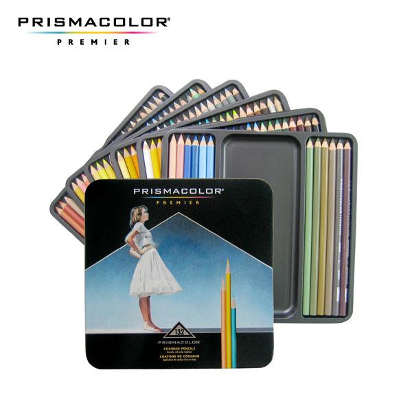 샌포드 프리즈마 색연필 132색세트
