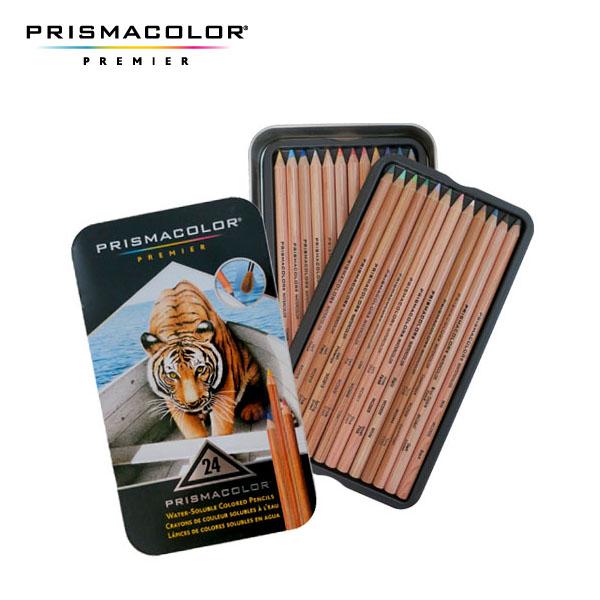 샌포드 프리즈마 수채색연필 24색세트