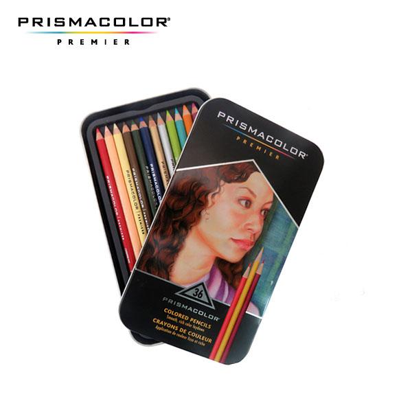 샌포드 프리즈마 색연필 36색세트