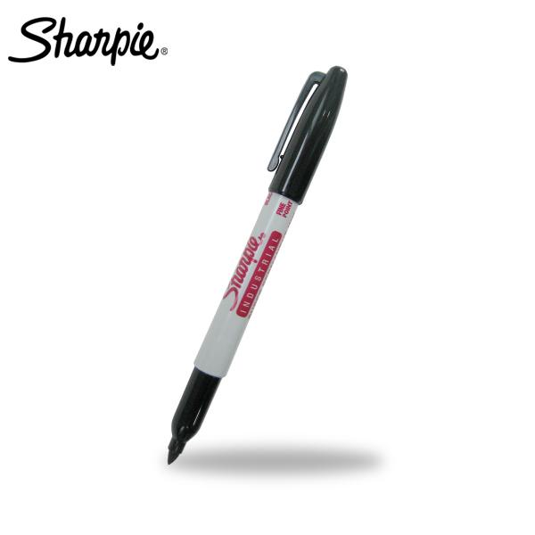 샤피 인더스트리얼/산업용마카 F (흑)
