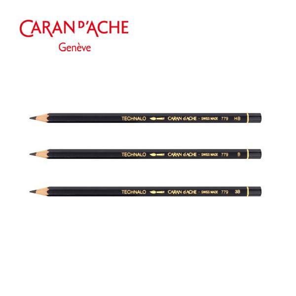 까렌다쉬 테크나로 수성 그라파이트 연필 (HB/B/3B)(779200)