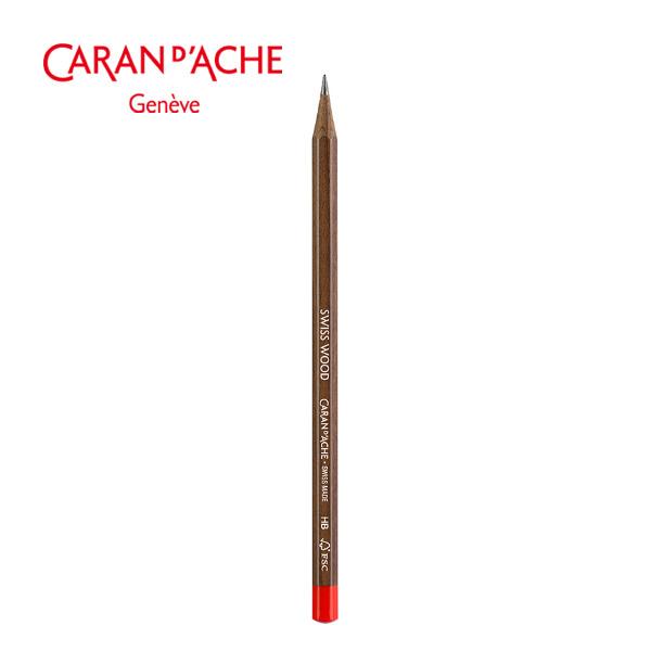 까렌다쉬 스위스우드 연필 HB-FSC 1자루 (348272)