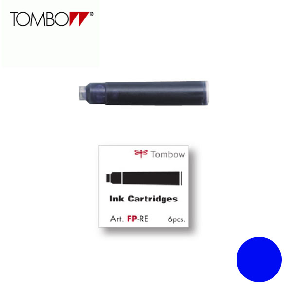 톰보우 Zoom101 잉크카트리지 (블루)