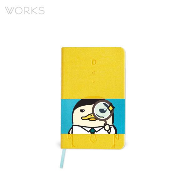 웍스 봄봄 노트북(BOM BOM) (WOB-1022)