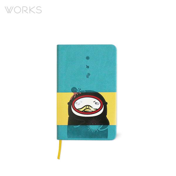 웍스 톡톡 노트북(TOK TOK) (WOB-1032)